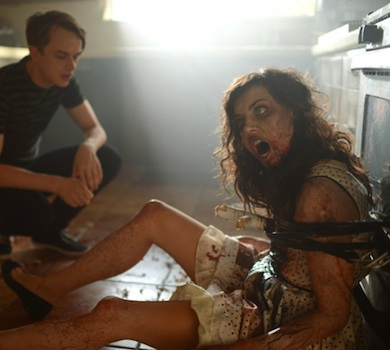 Aubrey Plaza zombie movie