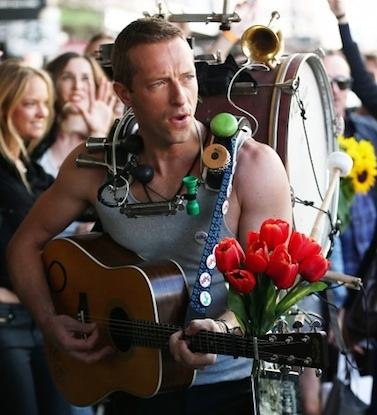 Chris Martin buff