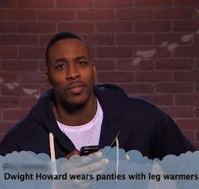 Dwight howard leg warmer panties