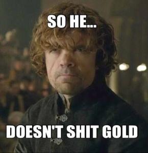 Game of thrones season four finale meme