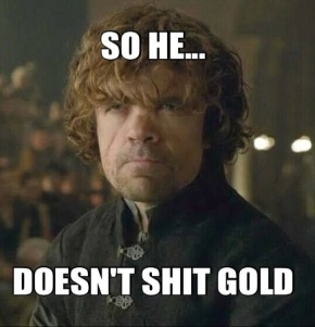 Game of thrones season four finale meme