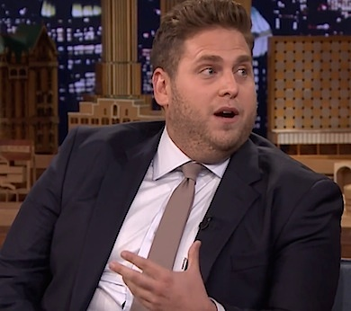 Jonah Hill the tonight show 2014