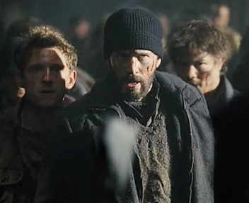 Chris Evans snowpiercer still