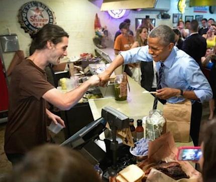 obama gay fistbump
