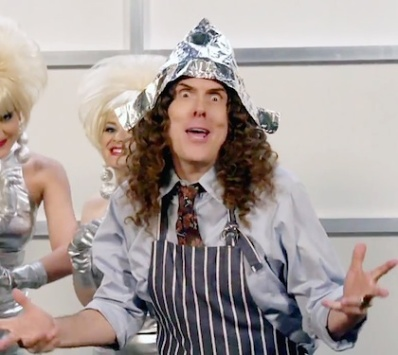 Weird al royals parody
