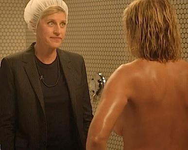 Ellen chelsea shower