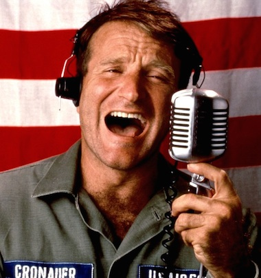 Robin williams good morning