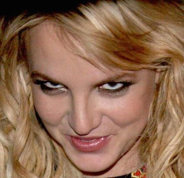 scary britney spears