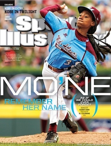sports illustrated little league girl