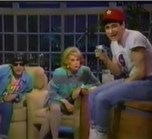 Joan rivers and the beastie boys