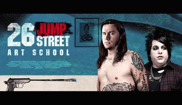 23 jump street art school