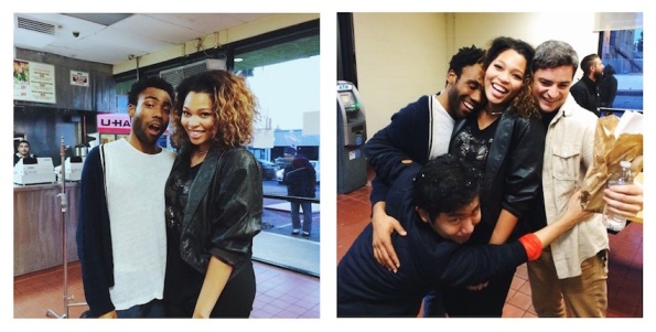 donald glover amber lauren jones hiro maurai