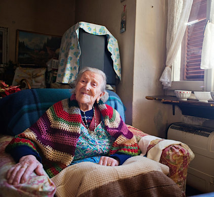 Emma morano Centenarian