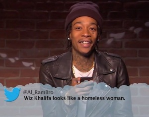 Wiz khalifa homeless woman