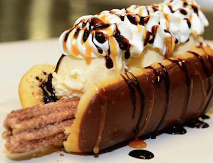 Churro Dog Arizona