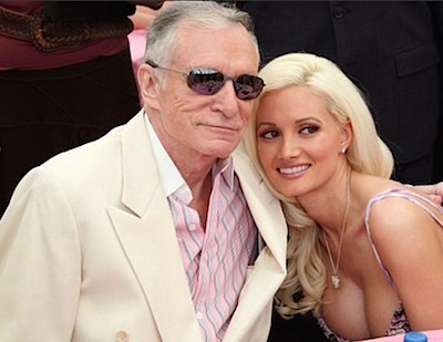 Holly madison hefner