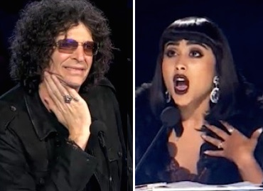 Natalia Kills Howard Stern