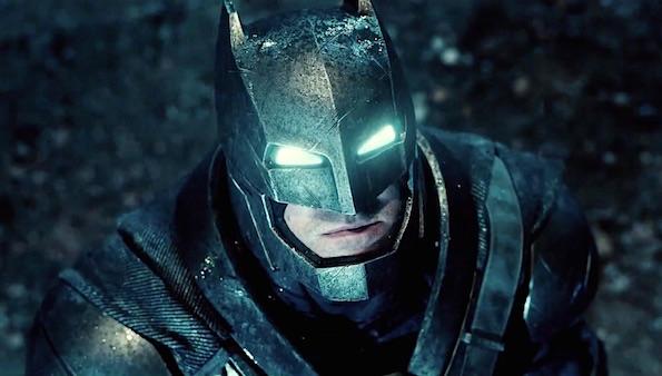 Batman iron man