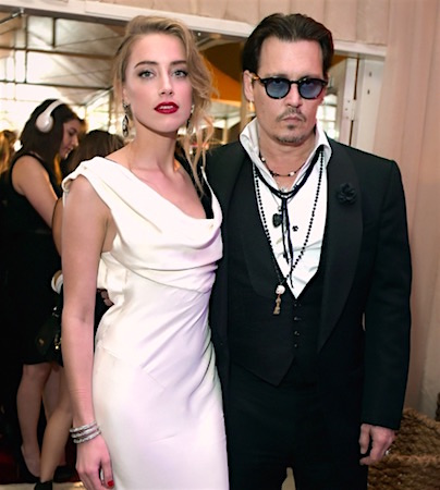 johnny depp amber heard white dress